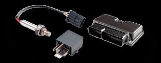 Sensorer, Reläer, Styrenheter För VOLVO V70 II (SW) 140 HKR / 103 KW