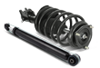 Shock Absorbers, Coil Springs, Leaf Springs AUDI A6 2.4 170 HP