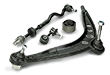 Suspension and arms FIAT SEICENTO 1.1 (187AXB, 187AXB1A, 187AXC1A02) 54 HP