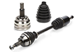 Drive shaft and cv joint MERCEDES-BENZ A-Class A200 TURBO (169.034, 169.334) 193 HP