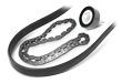 Belts, chains, rollers MERCEDES-BENZ A-Class A180CDI (169.007, 169.307) 109 HP