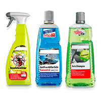 Compra delle Detergenti e prodotti per la cura degli esterni auto di prima qualità a prezzi bassi