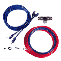 Amp wiring kits for vehicles: buy high-quality items at affordable prices