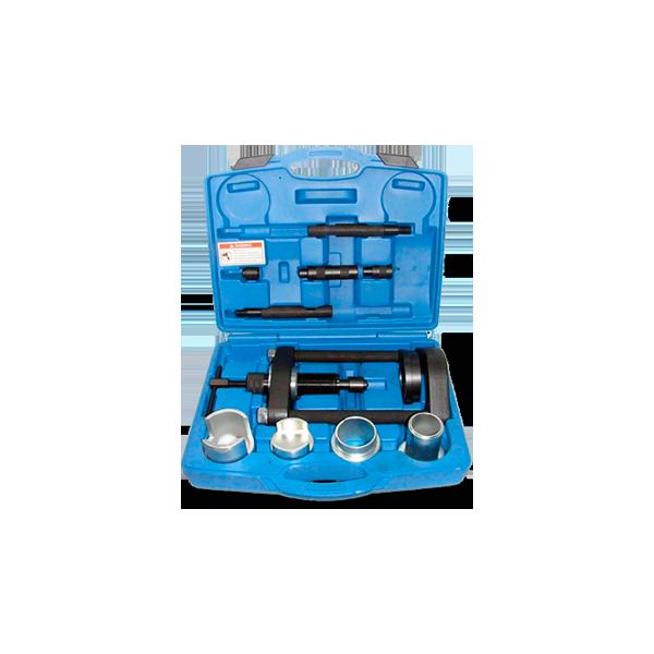 Extractor, casquilho de apoio do braço transversal