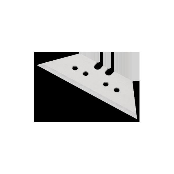Kit de lâminas trapezoidais, cortador
