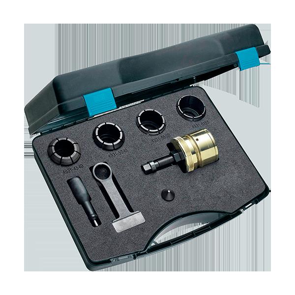 Kit de extractores, anel interior do rolamento da roda