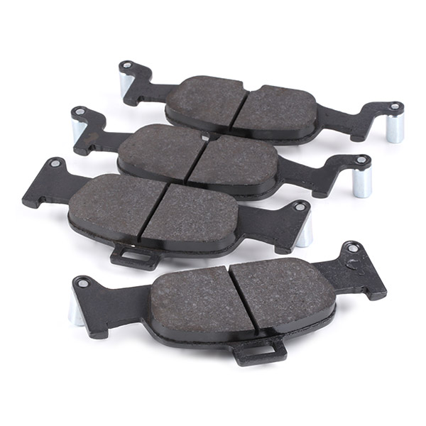 MAPCO Brake Pads 6772/1 Disk Pads,Brake Pad Set, disc brake VW,TRANSPORTER V Bus 7HB, 7HJ, 7EB, 7EJ,