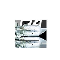Крушка с нагреваема жичка, светлини на рег. номер 30 92 6964 Jazz 2 (GD_, GE3, GE2) 1.2 i-DSI (GD5, GE2) Г.П. 2006
