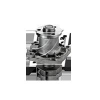Pompa acqua (1582) per per Pompa Acqua VW POLO (6N2) 1.4 dal Anno 10.1999 60 CV di AIRTEX