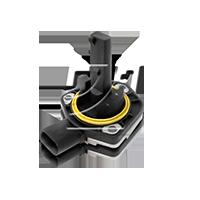 Öldruckschalter für VW TOURAN (1T1, 1T2) 1.9 TDI 105 PS ab Baujahr 08.2003 VEMO Sensor, Motorölstand (V10-72-1097-1) für