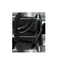 VAICO Lagerung, Stabilisator V10-1029 für AUDI 80 (8C, B4) 2.8 quattro ab Baujahr 09.1991, 174 PS
