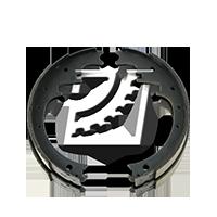 Ръчна спирачка SUBARU Legacy 4 (BP) 2008 годината на производство 19-3482