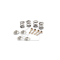 Комплект принадлежности спирани челюсти OPEL Zafira A (T98) 2001 годината на производство B160081
