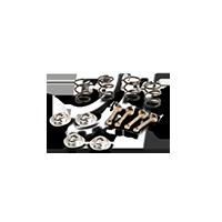 DENCKERMANN Комплект принадлежности спирани челюсти SUBARU