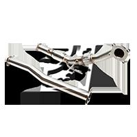 OEM Изпускателна тръба 54122 от DINEX