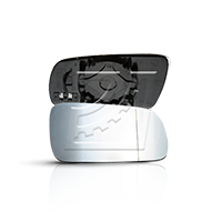 Espejo Retrovisor y Cristal de Espejo Retrovisor NISSAN SERENA (C23M) 2.3 D de Año 01.1995 75 CV: Cristal de espejo, retrovisor exterior (6102-02-1292523P) para de BLIC
