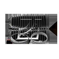 Комплект маншон, кормилно управление 4044700219 25 Хечбек (RF) 2.0 iDT Г.П. 2003