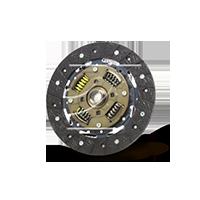 LuK Kupplungsscheibe 323 0276 10 für AUDI 80 Avant (8C, B4) 2.0 E 16V ab Baujahr 02.1993, 140 PS