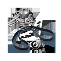 OEM Водна помпа+ к-кт ангренажен ремък 3096W0307 от RIDEX