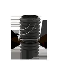 Staubschutzsatz VW CRAFTER 30-50 Kasten (2E_) 2014 Baujahr A9M020MT Vorderachse beidseitig