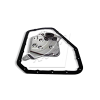 TOPRAN Hydraulikfiltersatz, Automatikgetriebe 116 009 für AUDI A6 (4B2, C5) 2.4 ab Baujahr 07.1998, 136 PS