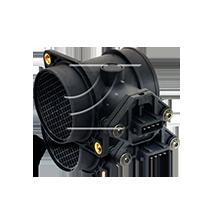 MAGNETI MARELLI Luftmassenmesser 213719669010 für AUDI 80 (8C, B4) 2.8 quattro ab Baujahr 09.1991, 174 PS