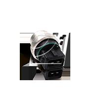 Sensore, Temperatura refrigerante (0824121262) per per Sensore / Sonda CITROËN C3 I (FC_) 1.4 16V HDi dal Anno 02.2002 90 CV di BERU