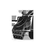 Sensore, Posizione albero a camme (V25-72-1097) per per Sensore / Sonda CITROËN C3 I (FC_) 1.4 16V HDi dal Anno 02.2002 90 CV di VEMO