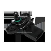 MAGNETI MARELLI Sensor, Saugrohrdruck 215810009700 für PEUGEOT 307 SW (3H) 2.0 16V ab Baujahr 03.2005, 140 PS