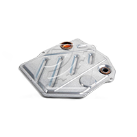 FEBI BILSTEIN Hydraulikfilter, Automatikgetriebe 14254 für AUDI 100 (44, 44Q, C3) 1.8 ab Baujahr 02.1986, 88 PS