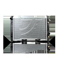 OEM Radiador, refrigeración del motor AC259143 de MAXGEAR