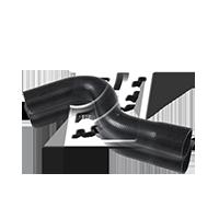 VAICO Kühlerschlauch V10-3140 für AUDI A4 (8E2, B6) 1.9 TDI ab Baujahr 11.2000, 130 PS
