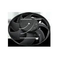 NISSENS Lüfter, Motorkühlung 85679 für AUDI COUPE (89, 8B) 2.3 quattro ab Baujahr 05.1990, 134 PS