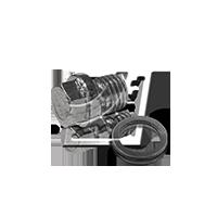OEM Verschlussschraube, Ölwanne 95933/5 von MAPCO für BMW