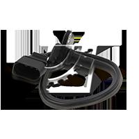 OPTIMAL Impulsgeber, Kurbelwelle 07-S082 für AUDI A4 (8E2, B6) 1.9 TDI ab Baujahr 11.2000, 130 PS