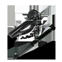 Ammortizzatore (8040-1300) per per Sospensione / Ammortizzazione SUZUKI JIMNY (FJ) 1.5 DDiS 4WD dal Anno 12.2003 65 CV di KONI
