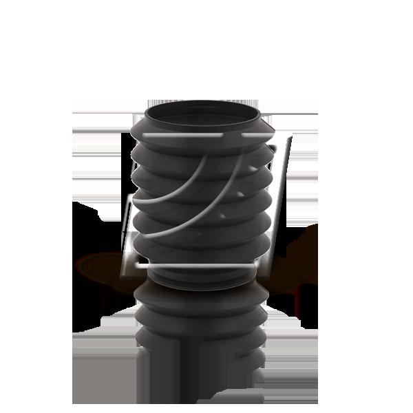 KYB Bouchon de protection/soufflet, amortisseur 910035