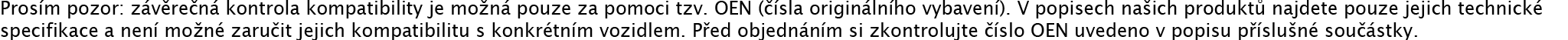 VIRAGE Clona na čelní sklo