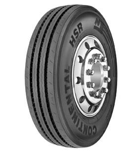 HSR Continental tyres
