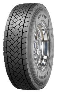 SP 446 Dunlop anvelope