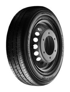 Evolution Van Cooper tyres