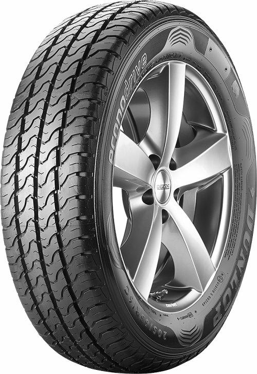 Dunlop 185/75 R14 light truck tyres Econodrive EAN: 3188649813582