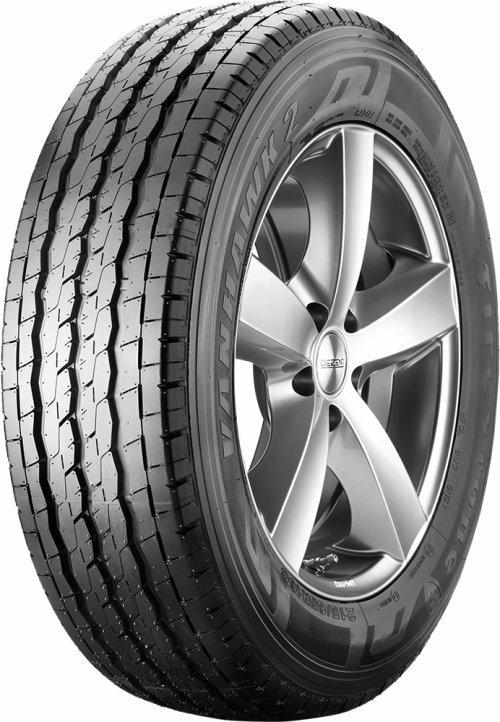 Vanhawk 2 Firestone tyres