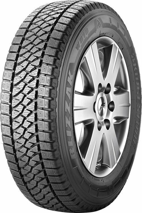 Bridgestone BLIZZAK W810 C M+S 205/75 R16 van winter tyres 3286340908115