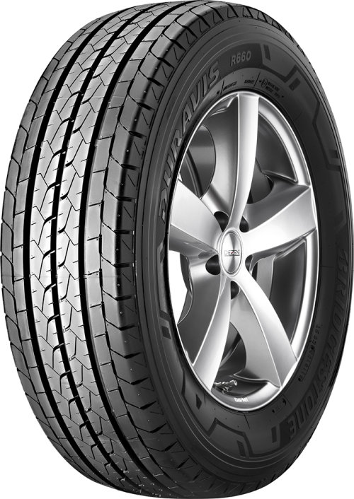 Duravis R660 215/60 R16 von Bridgestone