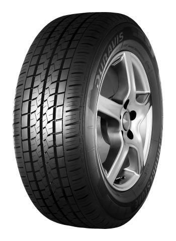 Banden 215 65 R15 Voor VW TRANSPORTER Bridgestone Duravis R410 77221