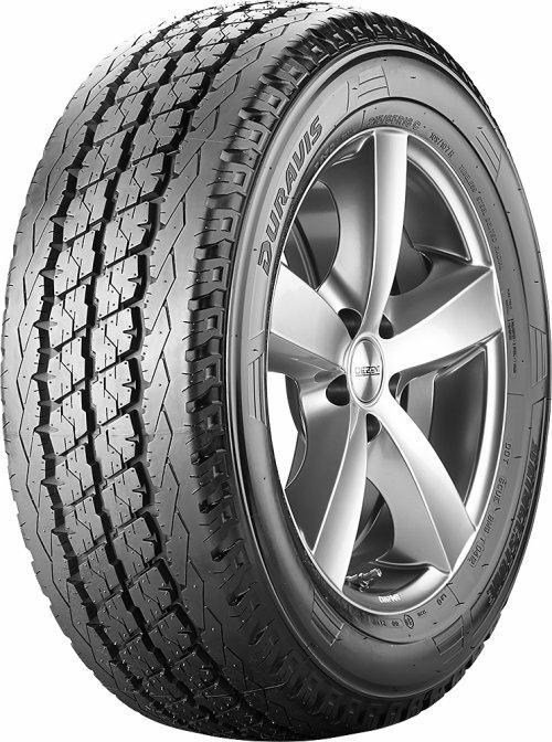 Duravis R630 Bridgestone tyres