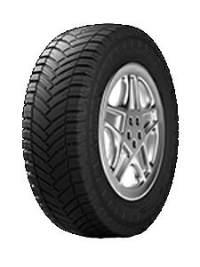Tyres 225/55 R17 for CHEVROLET Michelin Agilis Crossclimate 076651
