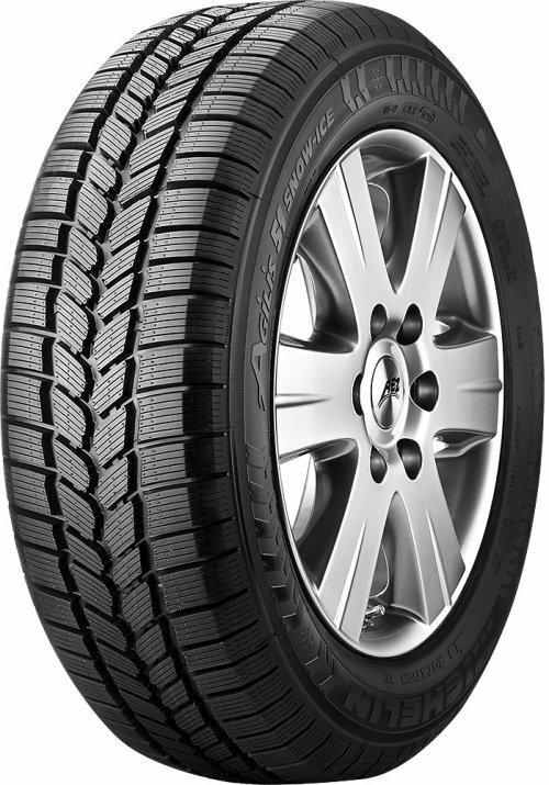 Banden 215 65 R15 Voor VW TRANSPORTER Michelin Agilis 51 Snow-ICE 136016