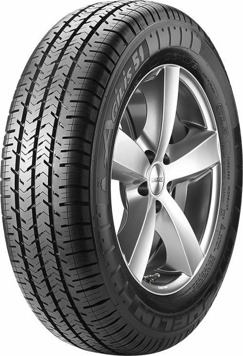 Agilis 51 Michelin pneumatici per camion e furgoni EAN: 3528701375731